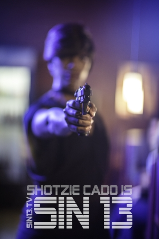 Sin 13 publicity image for season one episode one